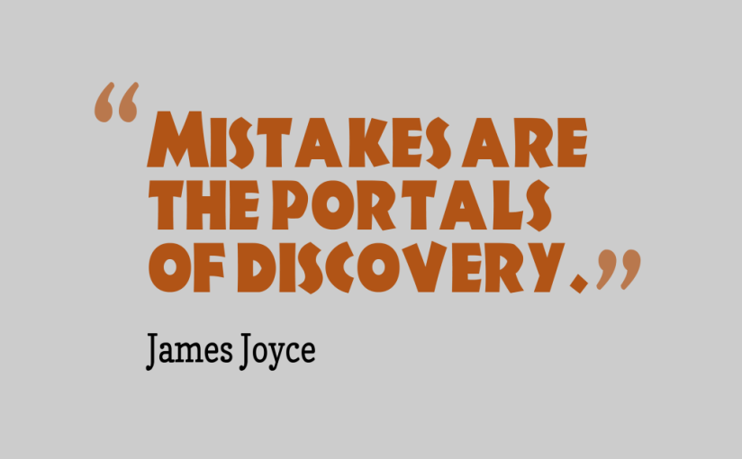 Dear Mistakes: ThankYou!
